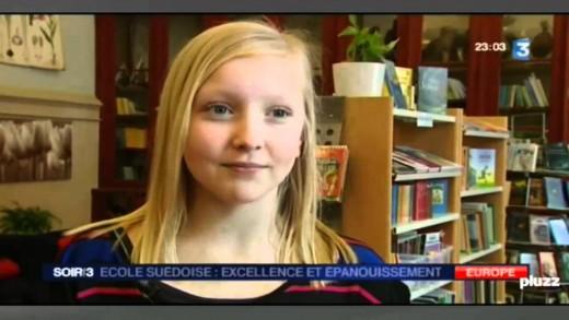 Le modèle éducatif suédois – Reportage Soir 3