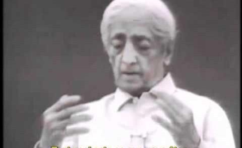 Jiddu Krishnamurti – Qui êtes-vous