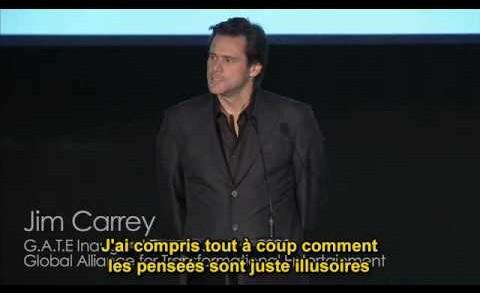 Jim Carrey Awakening with Eckhart Tolle