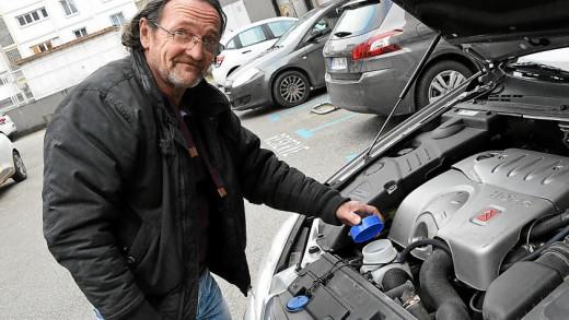 Lorient. De l'eau de pluie pour économiser le carburant