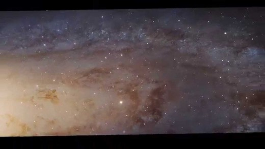 Gigapixels of Andromeda