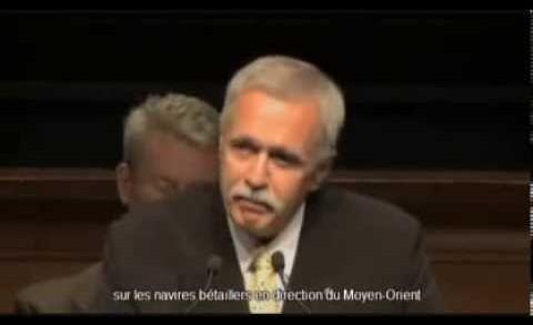 Comment le végétarisme va sauver le monde Doublage en Français du discours de Philip Wollen