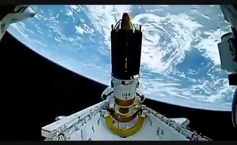 Quand la Nasa filme des ovnis à partir de l'ISS sans flooter