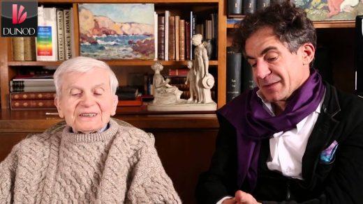 Conversation entre Bernard d'Espagnat et Étienne Klein à propos du livre « A la recherche du réel »